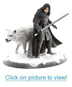 The new season of Game of Thrones is about to start and this Game of Thrones Jon Snow and Ghost Statue is the perfect way to celebrate. This statue of Jon Snow Jon Snow, Hbo Tv Series, Game Of Thrones, Geek Toys, Midtown Comics, Horse Games, Harry Potter, Dire Wolf, Gentle Giant