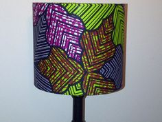 32 best african lampshades images on pinterest lamp shades coloured leaf african lamp shade woodland forest lampshade baby nursery table lampshade botanical gardeners gift detola and geek aloadofball Images