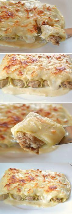 Los Mejores Canelones de mi madre Receta fácil, Ahora comparto para todo el mundo! #canelones #crepe #madre #facil #salsa #pasta #tips #pain #bread #breadrecipes #パン #хлеб #brot #pane #crema #relleno #losmejores #cremas #rellenos #cakes #pan #panfrances #panettone #panes #pantone #pan #recetas #recipe #casero #torta #tartas #pastel #nestlecocina #bizcocho #bizcochuelo #tasty #cocina #chocolate Si te gusta dinos HOLA y dale a Me Gusta MIREN...