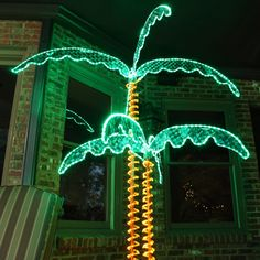 outdoor lighted palm tree - interior paint color ideas Check more at http://www.mtbasics.com/outdoor-lighted-palm-tree-interior-paint-color-ideas/