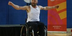 This gay fitness instructor teaches classes from his wheelchair: 'Disability is not inability'