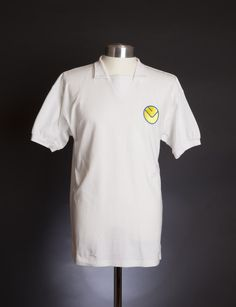 Leeds United 1974 shirt Leeds United Shirt, Leeds United Fc, The Damned United, Retro Football Shirts, Football Kits, Vintage Shirts, Polo Ralph Lauren, The Unit, Memories
