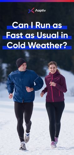 Lower temperatures can impact your pace. Find out what you need to know to adjust. Running In Cold Weather, I Can, Graphic Sweatshirt, Canning, Sweatshirts, Outdoor, Outdoors, Home Canning, Outdoor Games
