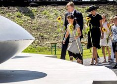 Dutch Royals Attends MH17 Remembrance Ceremony