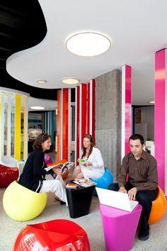 hotel & spa design . Pantone Hotel