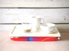 Laptop Lap Desk or Breakfast serving Tray