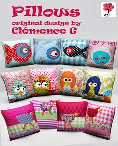 Sims 3 Finds - Pillows, original design by Clémence G by Annej at Sims Must Have