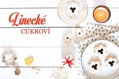 linecké cukroví Symbols, Letters, Sweet, Christmas, Inspiration, Vegetarian, Cakes, Cooking, Food
