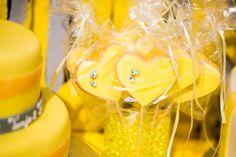 jaune et gris idées