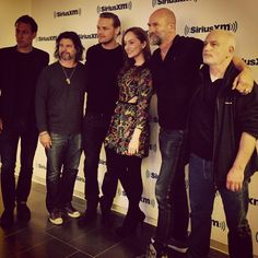 #Outlander clan @lotteverbeek1: I can make so many wishes right now! #SurroundedByBoys @siriusxm @outlander_starz ""