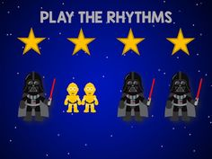 "I think it's a great time to be teaching about composers. In fact, thanks to the ""Star Wars"" saga I' Preschool Music, Music Activities, Teaching Music, Senses Preschool, Movement Activities, Teaching Time, Teaching Tools, Music Education Lessons, Elementary Music Lessons"