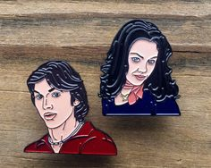 That 70's Show Jackie Burkhart and Michael Kelso Soft Enamel Pin Pack - Eric Foreman, Donna Pinciotti, Mila Kunis, Ashton Kutcher by Heartificial on Etsy https://www.etsy.com/listing/279306676/that-70s-show-jackie-burkhart-and