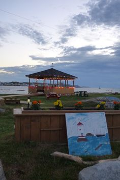 P1060211 My Favorite Part, Seaside, Gazebo, Outdoor Structures, Island, Kiosk, Deck Gazebo, Islands