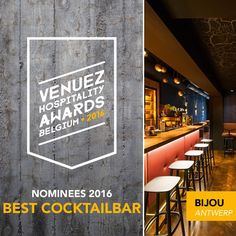 Flows Projects is nominated for 'Best Cocktail Bar' Award by Venuez #Hospitality #Cocktails #Bar #Interior #Design #FlowsProjects #Bijou