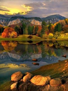 West Virginia,  A state with the most beautiful mountains and the Shenandoah River..