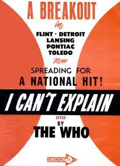 The Who (U.S.A. Trade Ad)