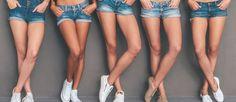 Für schöne straffe Beine: Die 30 Tage Bein-Challenge!