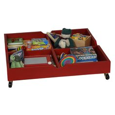 DIY under bed storage idea  sc 1 st  Pinterest & Under Bed Rolling Storage Crate $198. I need about 4 of these- 800 ...