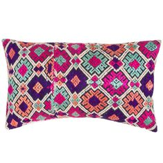 ETHNIC  PRINTS  PILLOW