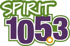 Listen online at www.spirit1053.com and connect with us at www.facebook.com/spirit1053