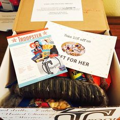 Better Together with @troopster_care_packs and @milsobox #navywife #ldrcouple #carepackage #ldrcarepackage #ldr #milspouse