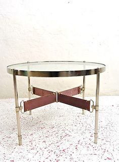 Round Equis Coffee Table by CASA MIDY