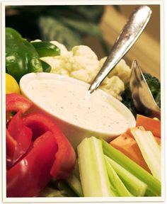 Roasted Red Pepper and Yogurt Sauce