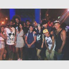 Dutão com eles ❤  Bday da maravilhosa @lorenna_rosa_ #family #rioswag #rioswagbase #riodejaneiro #viadutodemadureira #dutão #black #dance #like4like #quetime #time #bday