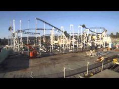 The Hurricane roller coaster shipped off to its new home in New Mexico. We're looking forward to our new ride - Undertow, arriving next year.  http://beachboardwalk.com/undertow