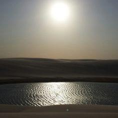 Circuito Lagoa Bonita - Lençóis Maranhenses - Barreirinhas - MA