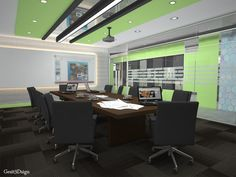 Interior Design | office | meeting Room