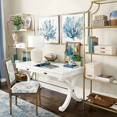 Browse home office furniture and find stylish office decor and furniture today! Shop home office furniture at Ballard Designs. Furniture, Farm House Living Room, Room Design, Interior, Home Decor, Home Office Design, Home Decor Tips, Living Room Designs, Office Design