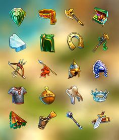 Icons by Octopus Grandiozus