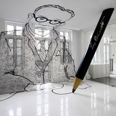 Creative minds needs creative spaces!      Leo Burnett office interior by Ministry of Design