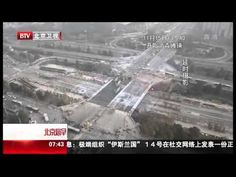 Chinese engineers rebuild Sanyuan Bridge in only 43 hours - Interesting Engineering
