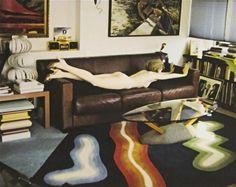"""Helmut Newton """"In My Office"""", Monte Carlo, 1996"""