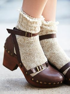 Free People Callie Clog at Free People Clothing Boutique