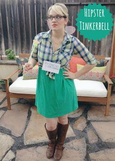 Related Keywords Suggestions For Hipster Tinkerbell  sc 1 st  Meningrey & Hipster Tinkerbell Costume - Meningrey