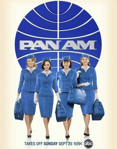 Pan-Am. Love this show!
