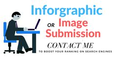 I will submit image or #infographic on high DA and most visited photo-sharing sites after #SEO Friendly #Image Metadata Ready (alt tag and title tag optimization). #imagesubmission #photosubmission #infographicsubmission # #imagesharing #imageseo Photo Sharing Sites, Image Sharing, Best Seo Services, Website Ranking, Search Engine Optimization, Learn To Read, Submissive, Infographic, Things To Come