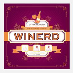 Winerd, $23, now featured on Fab.