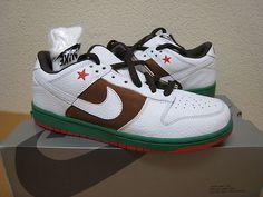 Nike Dunk Low Pro SB CALI 10 RARE Supreme HUF stefan koston doom 420 skunk NIB