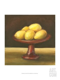 Rustic Fruit Bowl III Giclee Print By Ethan Harper At Art Find