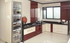 Charming Indian Style Kitchen Design