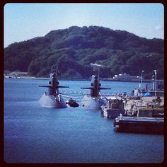 Yokosuka Naval Base, Japan