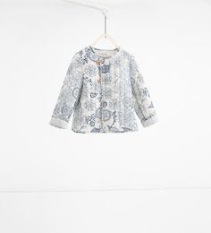 Image 2 of Quilted jacket from Zara