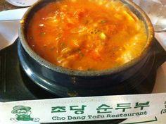 Cho Dang Tofu - Torrance