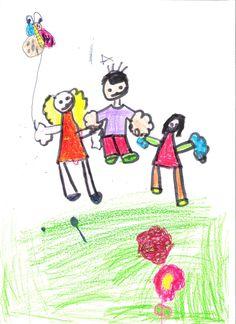 21 de junio: Día Mundial Contra la Esclerosis Lateral Amiotrófica (Dibujo de Anne)