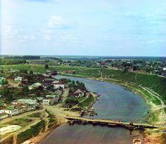 Rzhev - Volga River