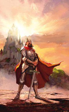 Arthur Pendragon by ~MiguelCoimbra on deviantART
